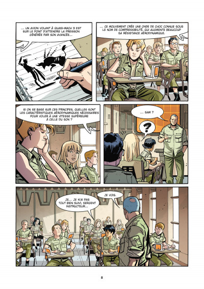 Page 4 Orphelins tome 2