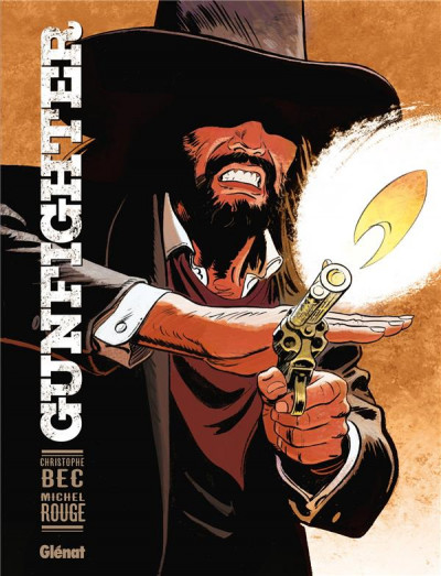 Couverture Gunfighter tome 1