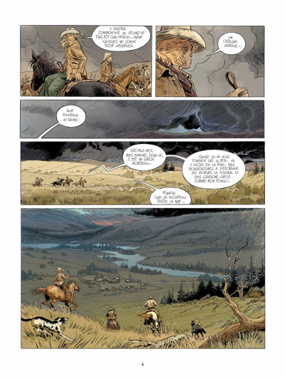 Page 2 Gunfighter tome 1