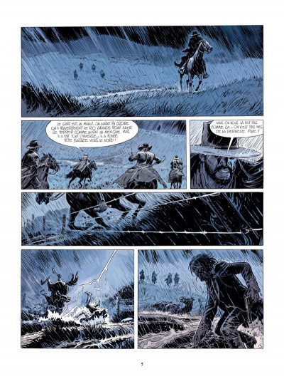 Page 3 Gunfighter tome 1