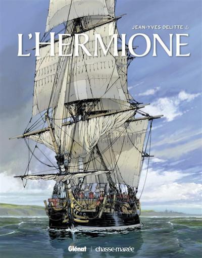 """image de Black Crow raconte l'hermione - édition spéciale """"traversée"""""""
