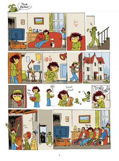 Page 1 Raph & Potetoz tome 6