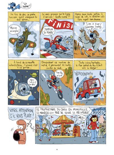 Page 4 Raph & Potetoz tome 6
