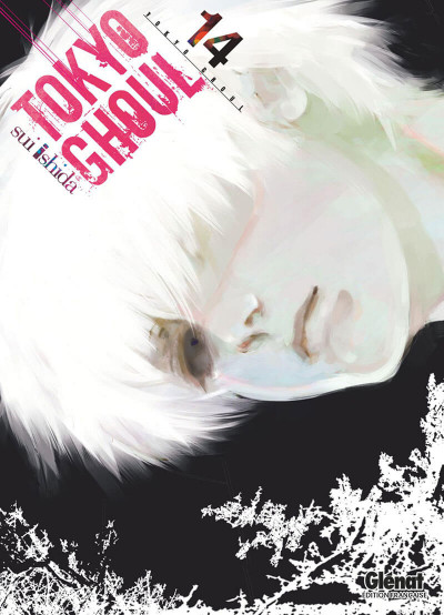 Couverture Tokyo ghoul tome 14