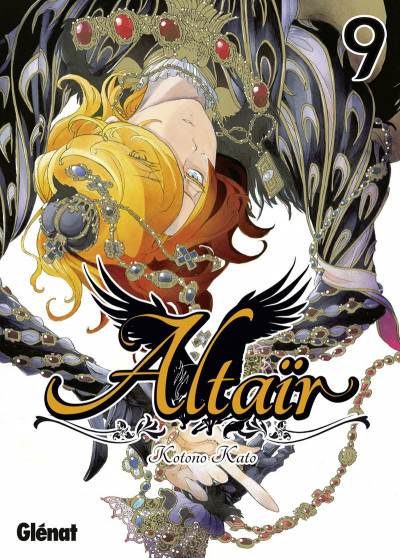 Couverture Altair tome 9