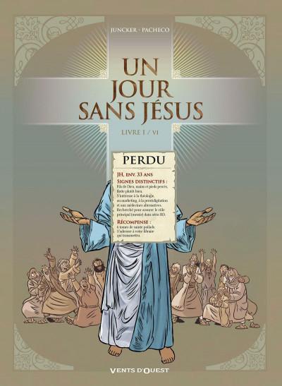 Couverture Un jour sans Jésus tome 1