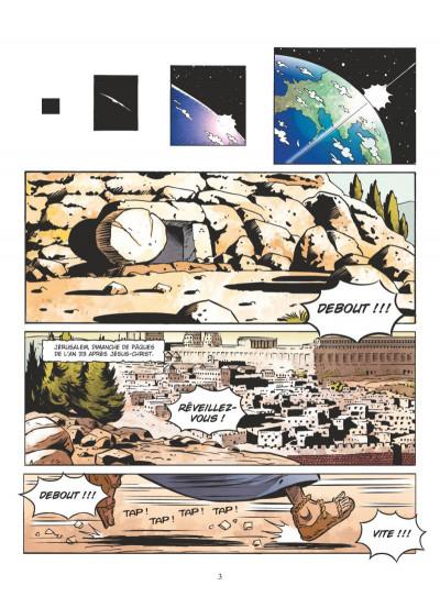 Page 1 Un jour sans Jésus tome 1