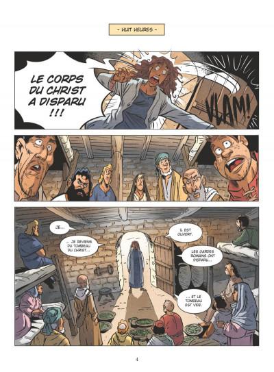 Page 2 Un jour sans Jésus tome 1