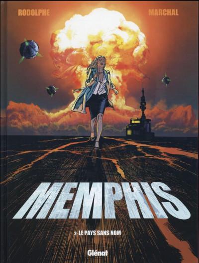 Couverture Memphis tome 3