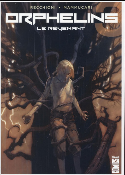 Couverture Orphelins tome 3