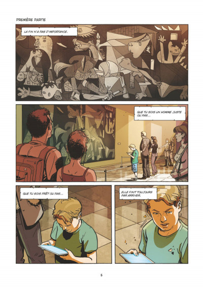 Page 1 Orphelins tome 3