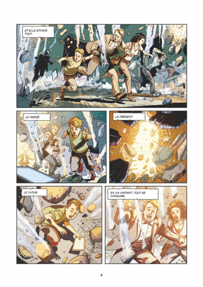Page 2 Orphelins tome 3