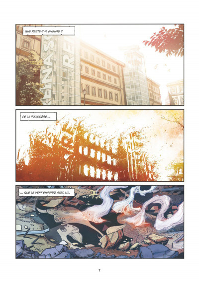 Page 3 Orphelins tome 3