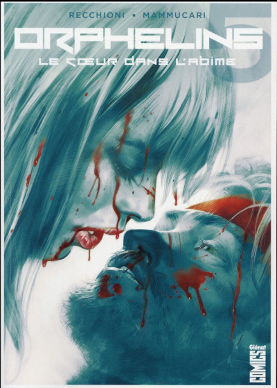 Couverture Orphelins tome 5