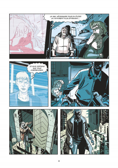 Page 4 Orphelins tome 5