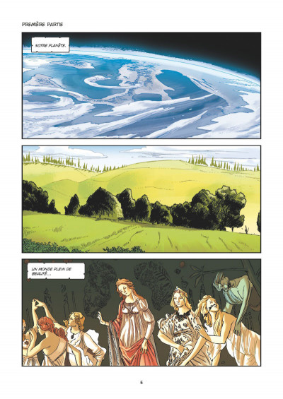 Page 1 Orphelins tome 6