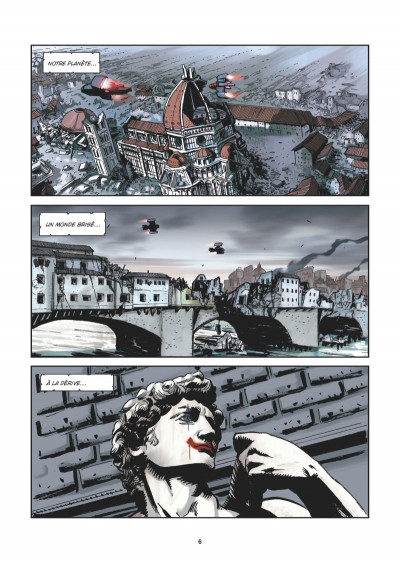 Page 2 Orphelins tome 6