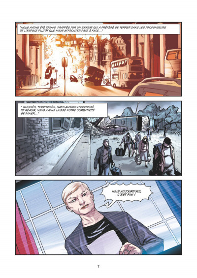 Page 3 Orphelins tome 6