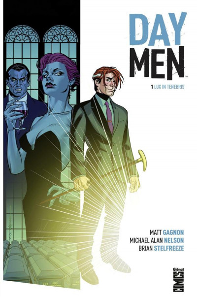 Couverture Day men tome 1