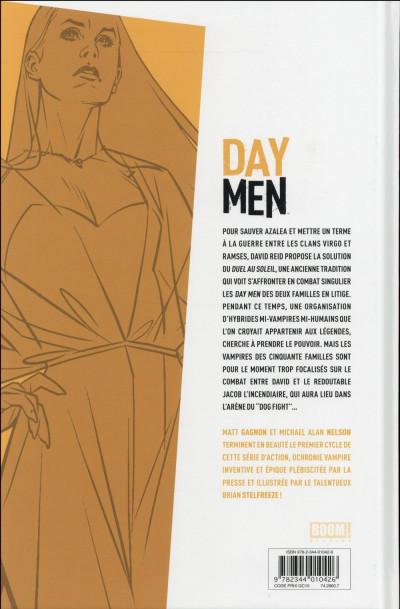 Dos Day men tome 2