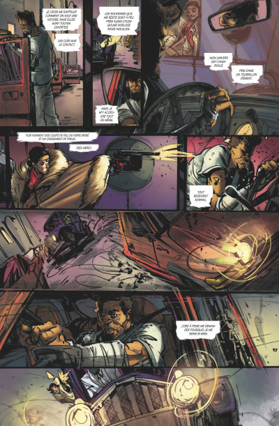 Page 4 Dead letters tome 1