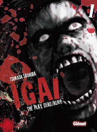 Couverture Igai tome 1
