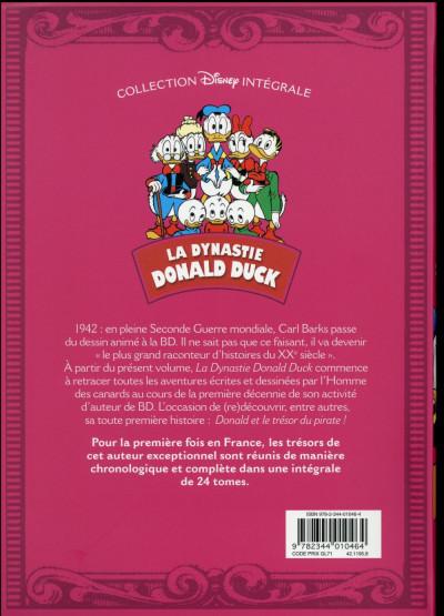 Dos La dynastie Donald Duck tome 19