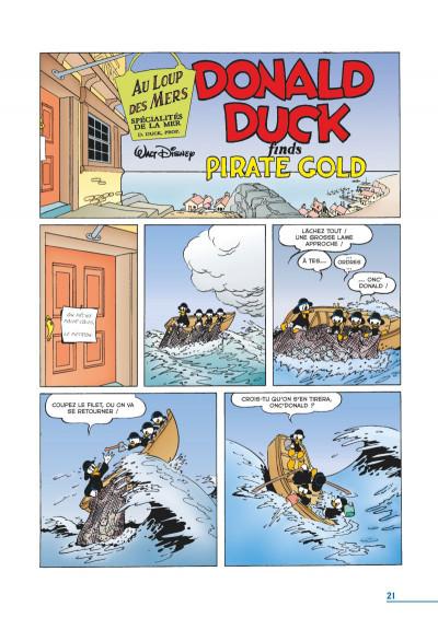 Page 1 La dynastie Donald Duck tome 19