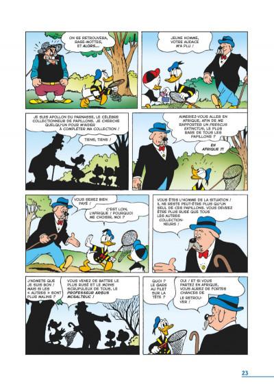 Page 3 La dynastie Donald Duck tome 23