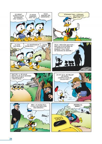 Page 4 La dynastie Donald Duck tome 23
