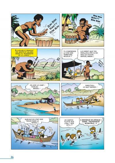 Page 6 La dynastie Donald Duck tome 23