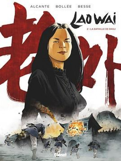 Couverture Laowai tome 2