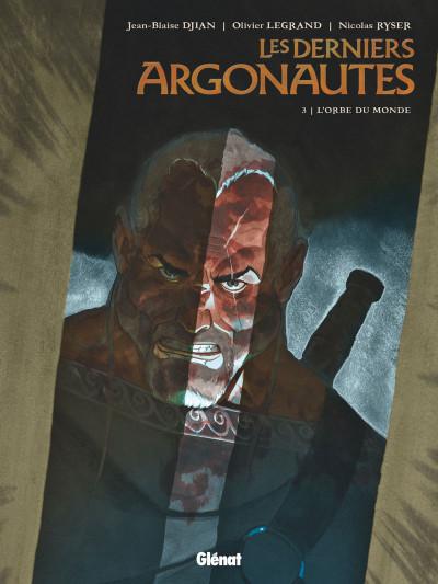 Couverture Les derniers argonautes tome 3