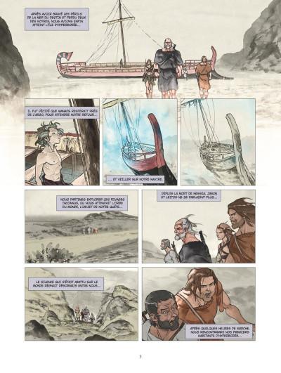 Page 1 Les derniers argonautes tome 3