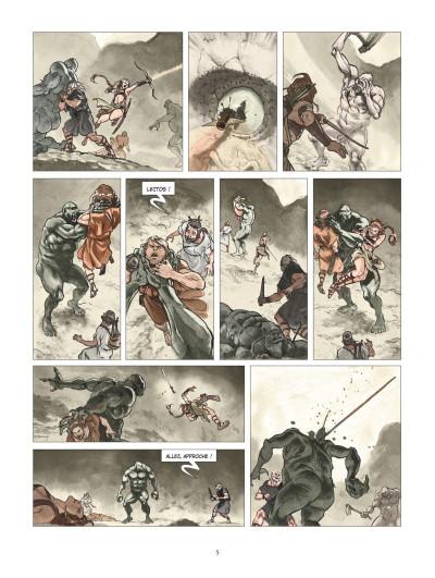 Page 3 Les derniers argonautes tome 3