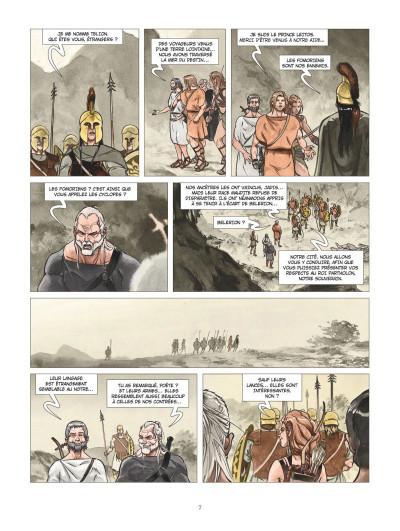 Page 5 Les derniers argonautes tome 3