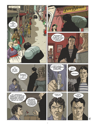 Page 2 Les miroirs du crime tome 1