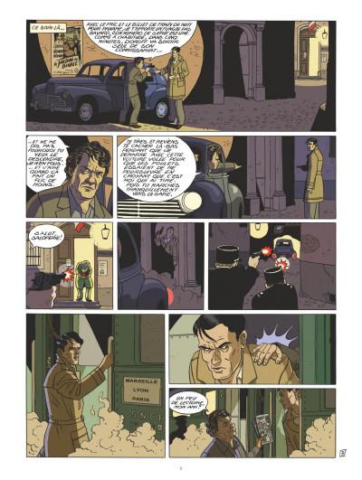 Page 3 Les miroirs du crime tome 1