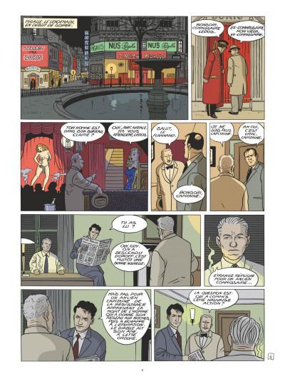 Page 4 Les miroirs du crime tome 1