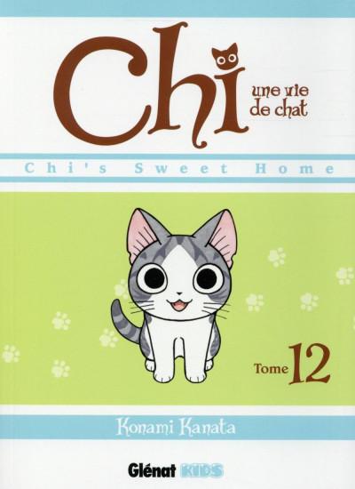 Couverture Chi - une vie de chat tome 12