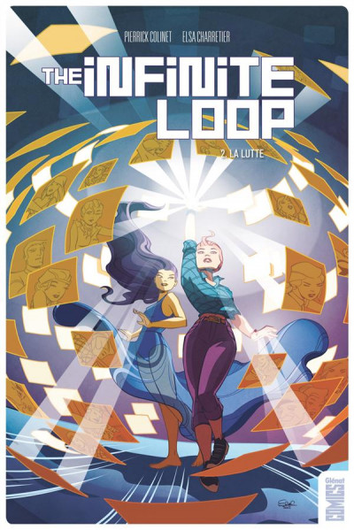 Couverture Infinite loop tome 2