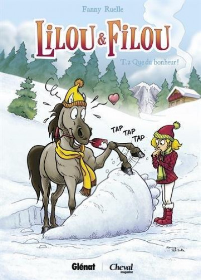 image de Lilou et Filou tome 2 - Que du bonheur !