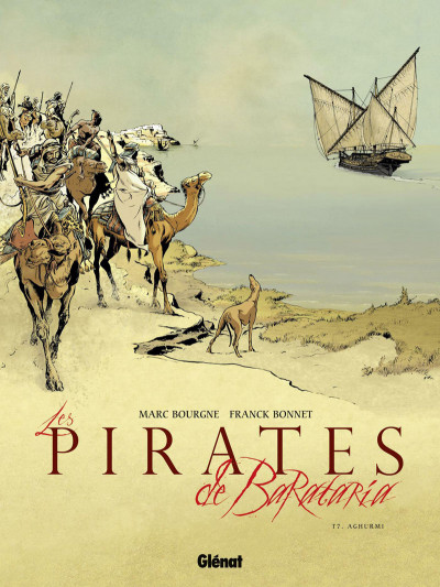 Page 3 Les pirates de Barataria coffret cycle 2