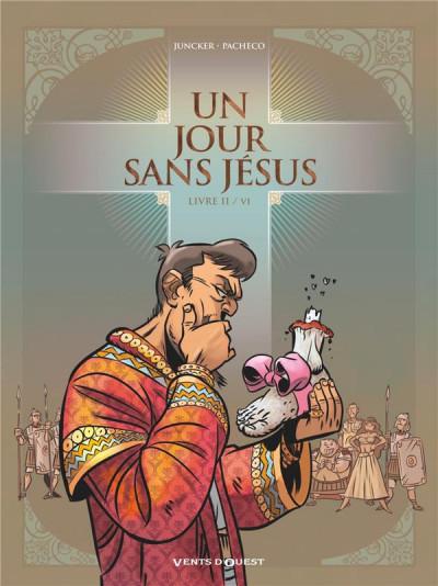 Couverture Un jour sans Jésus tome 2