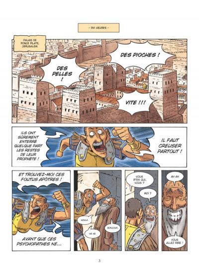 Page 1 Un jour sans Jésus tome 2