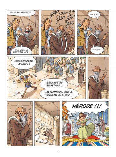 Page 2 Un jour sans Jésus tome 2