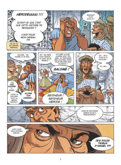 Page 3 Un jour sans Jésus tome 2