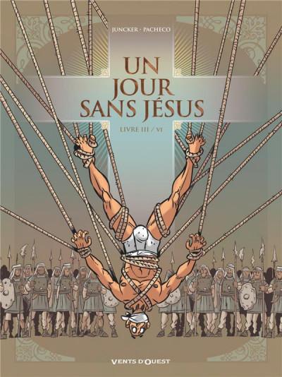 Couverture Un jour sans Jésus tome 3