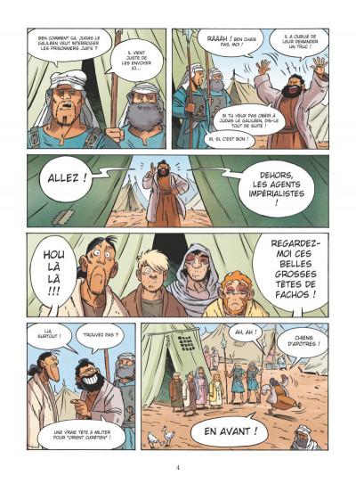 Page 2 Un jour sans Jésus tome 3