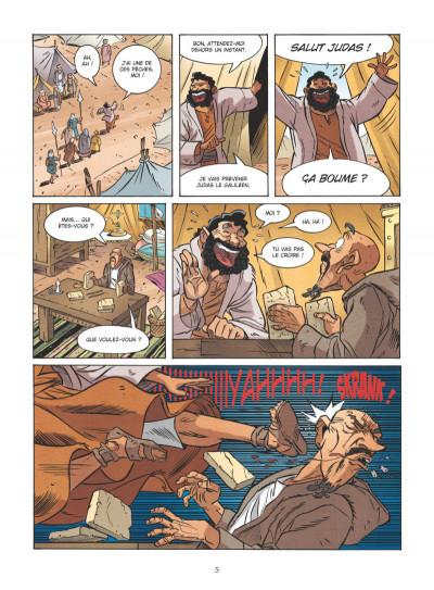 Page 3 Un jour sans Jésus tome 3